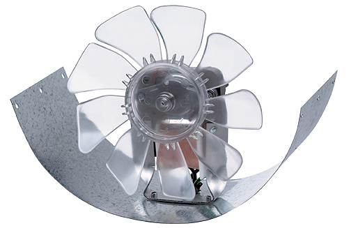 Rectangular Duct Fan : Db quot rectangular in line duct fan boost air flow to