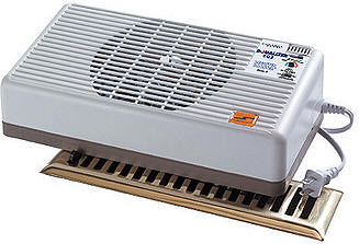 Register Booster Fan Pull Up To 80 More Heated Cooled Air From Registers